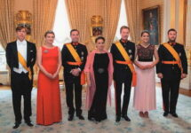 (117) The Royal Family of Luxembourg, 2019