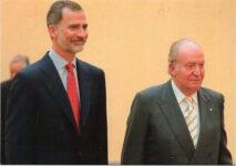 (156) Felipe and Juan Carlos