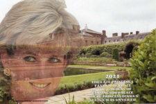 (2067) Princess Diana/Gardens of Kensington Palace
